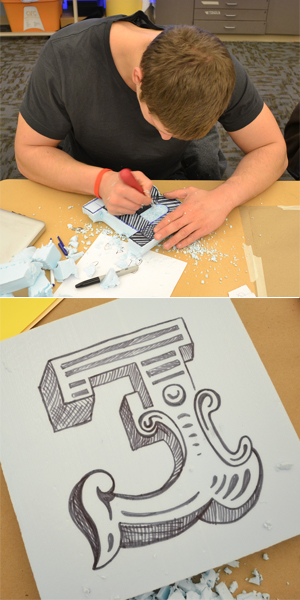 Carving Letterforms