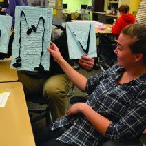 Foam Letterforms