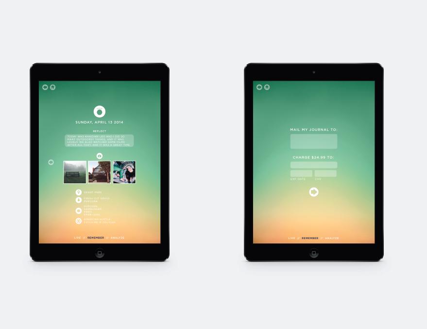 tablet ipad app